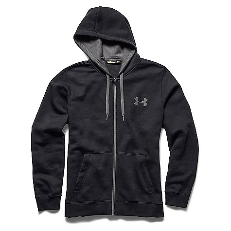 Under Armour Men's UA Rival Cotton Full Zip Hoodie 2247136