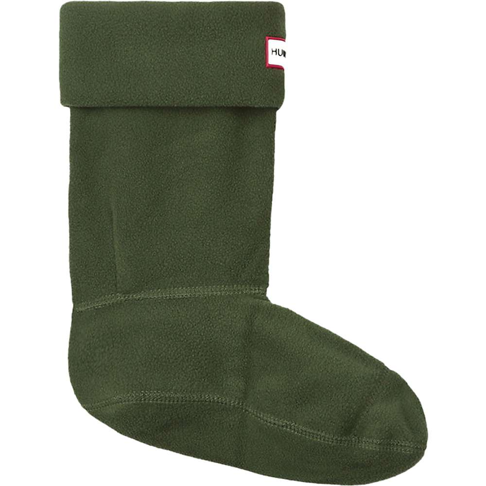 Hunter Short Boot Sock - Large - Hunter Green