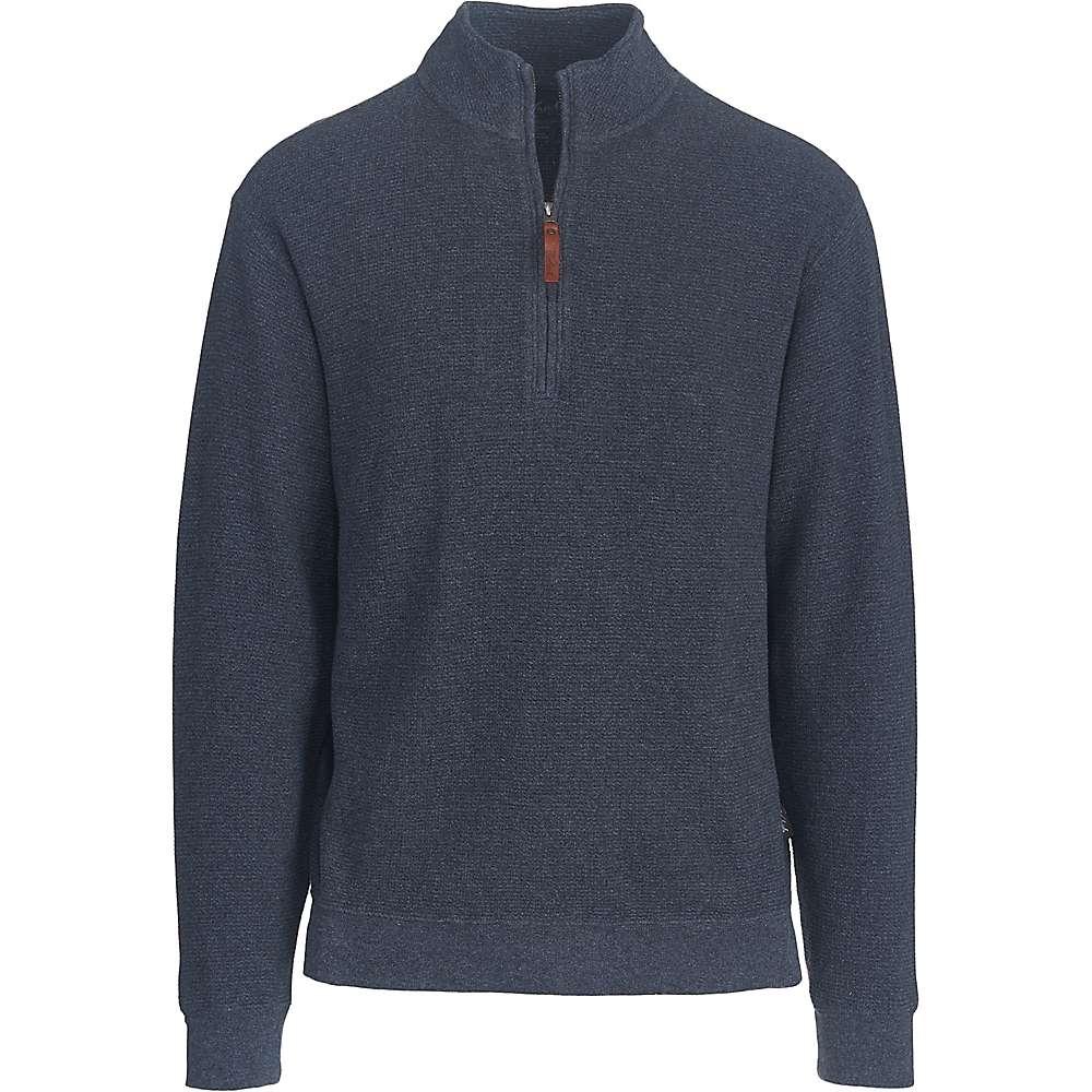 Woolrich Men's Bromley Half Zip - Small - Cool Grey Heather