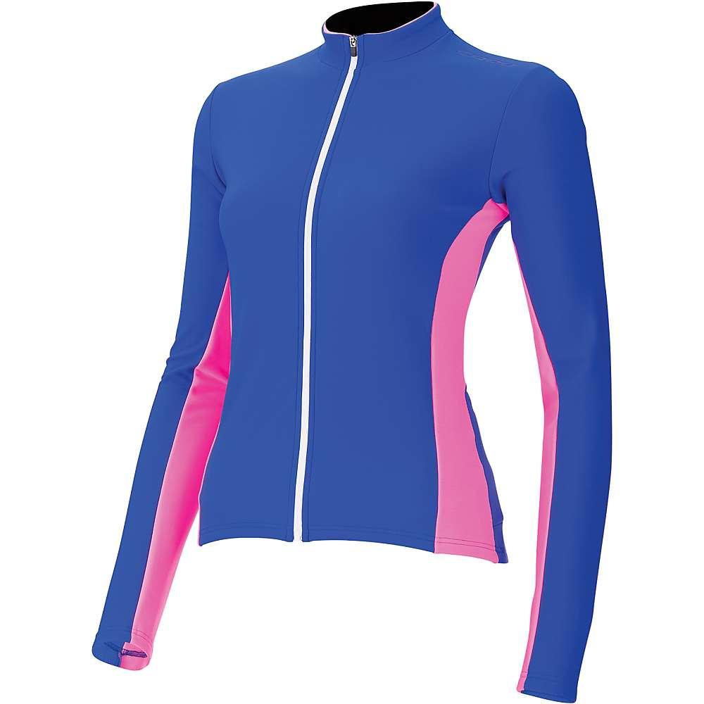 Capo Women's Siena Long Sleeve Jersey - Small - Royal
