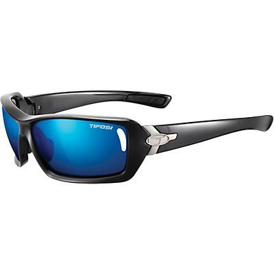 Tifosi Mast SL Sunglasses - Gloss Black / Smoke BLue