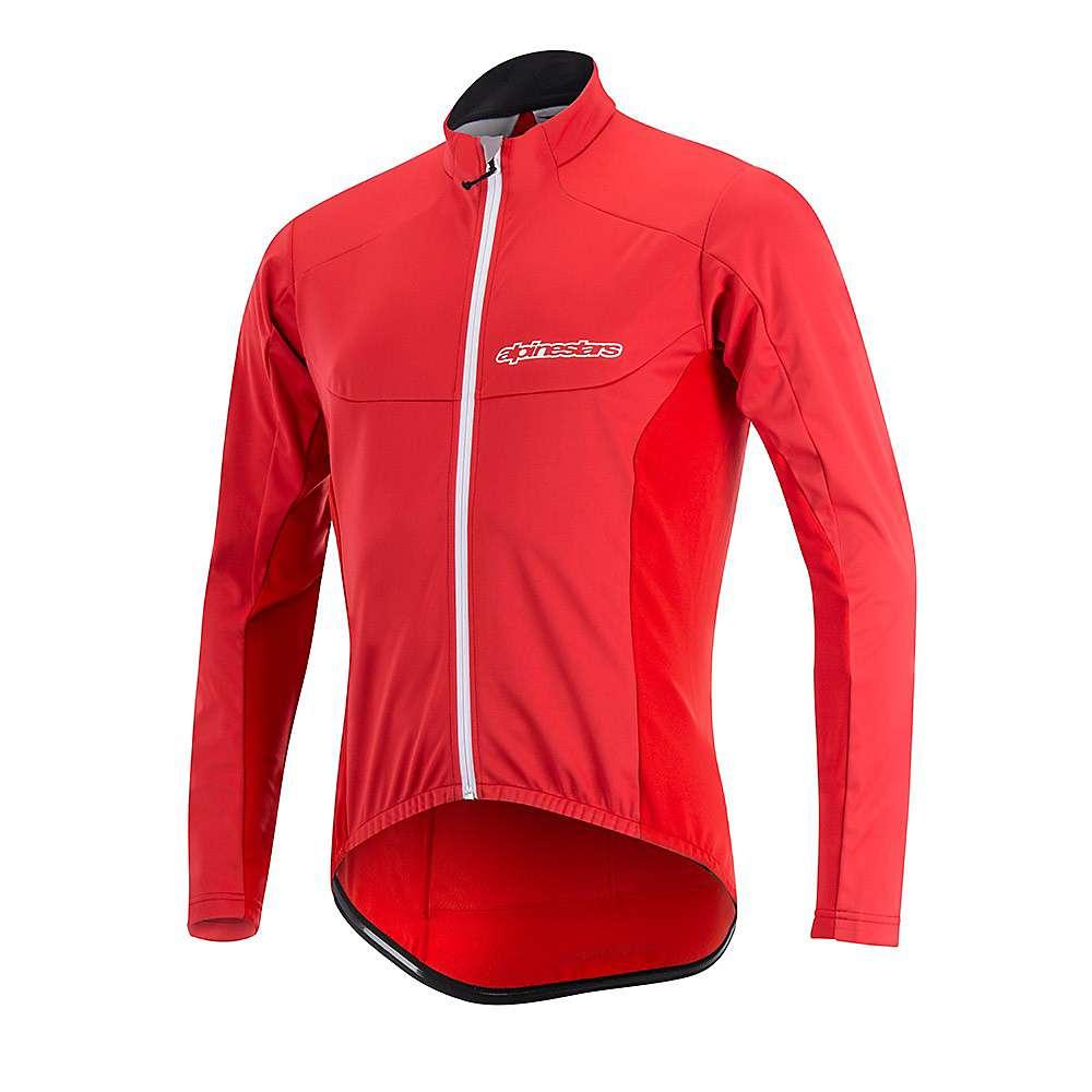 Alpine Stars Men's Hurricane Functional Jacket - XL - Red / White