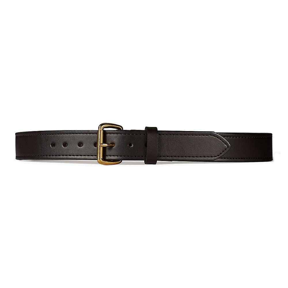 Filson 1 1 2IN Double Belt 34 Brown