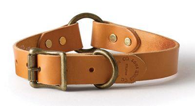 Filson Leather Dog Collar