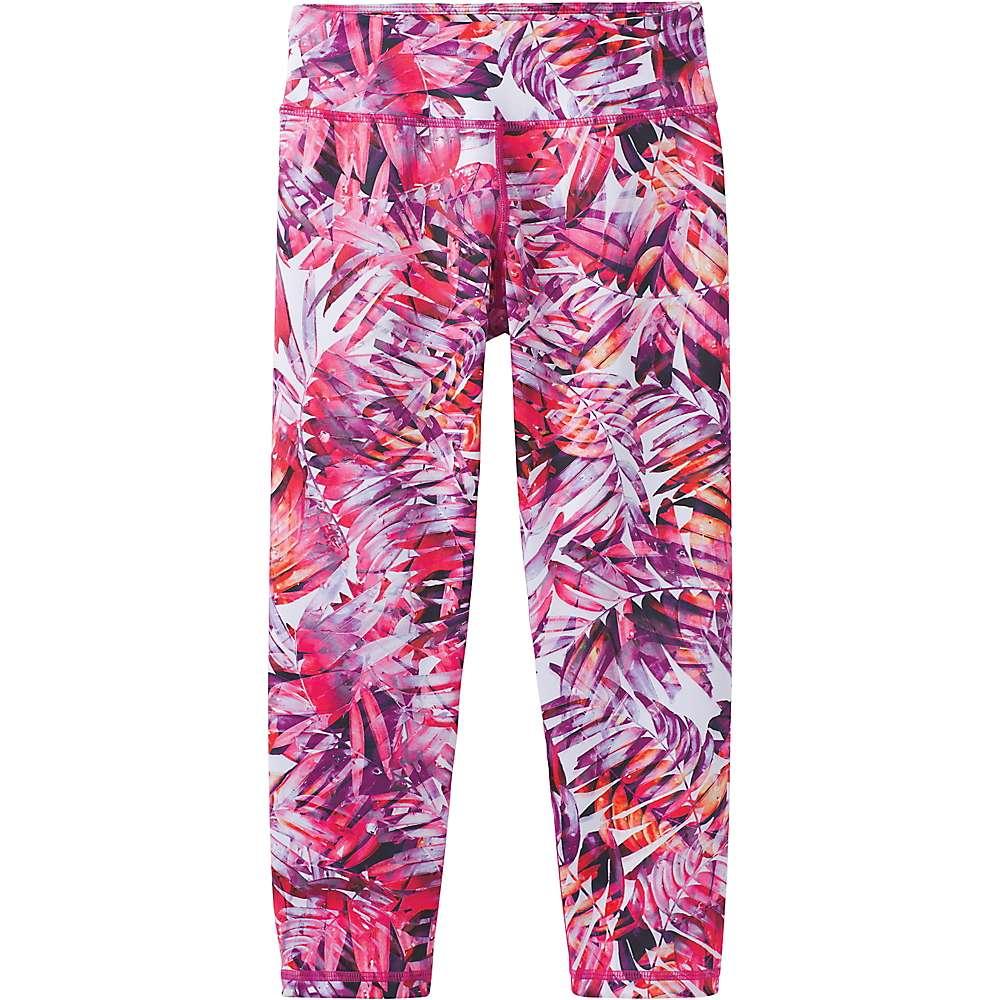Prana Women's Roxanne Capri - XL - Cosmo Pink Paradise