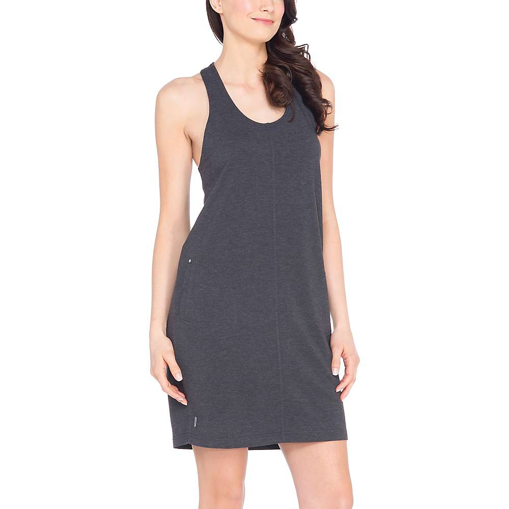 Lole Women's Jill Dress - Medium - Black Heather
