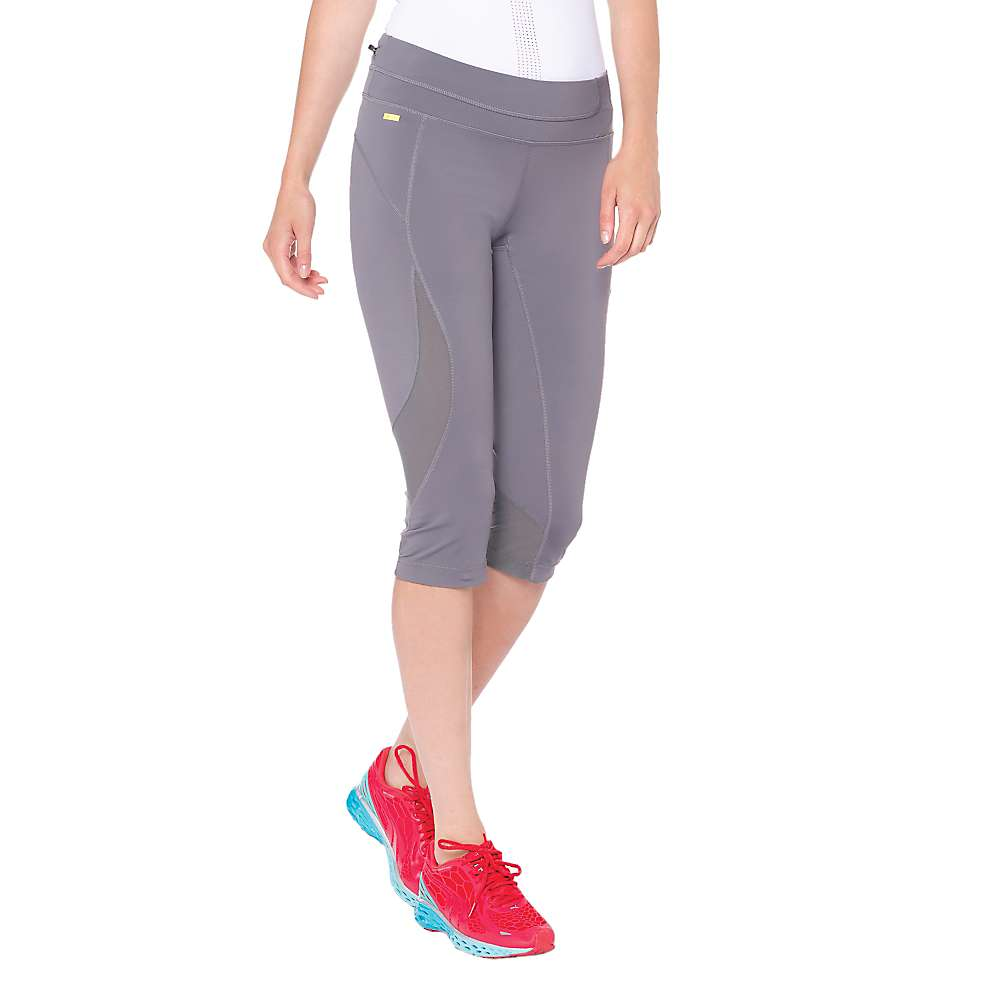 Lole Women's Run Capri - Medium - Oyster