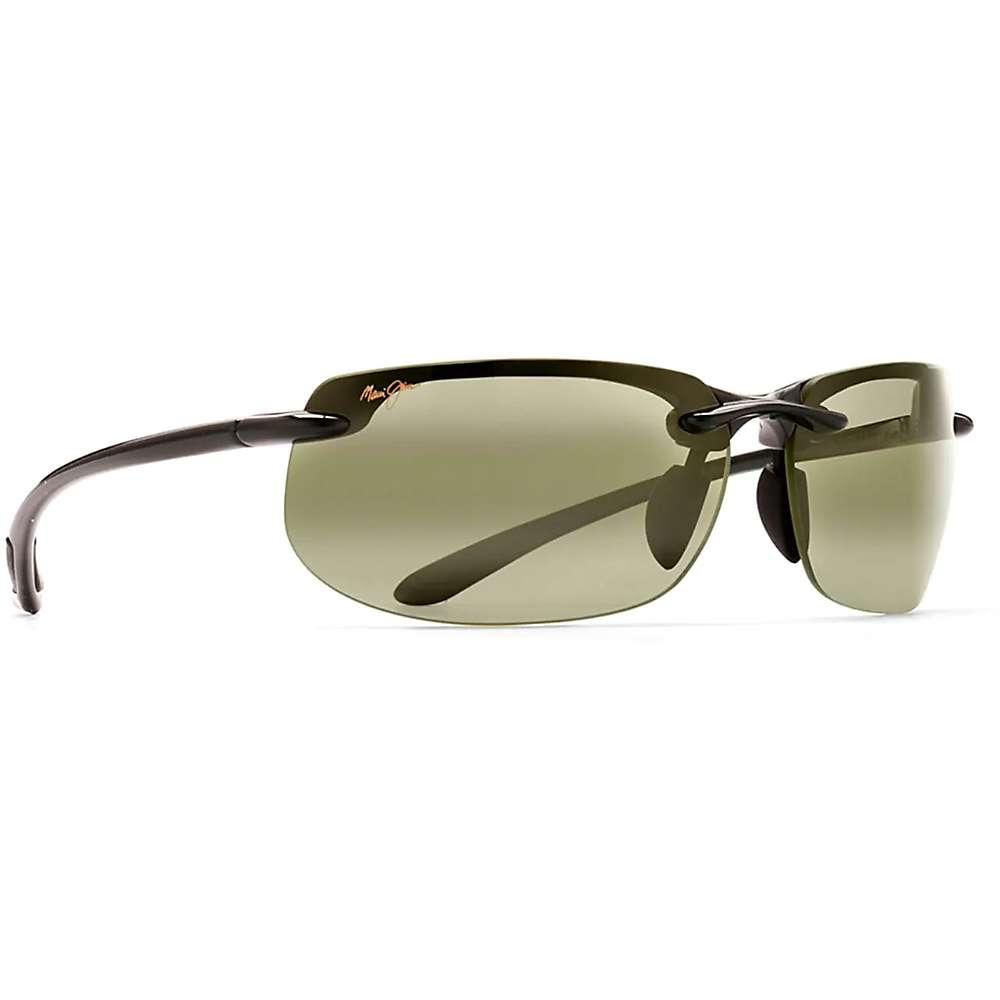 Maui Jim Banyans Polarized Sunglasses - One Size - Gloss Black / Maui HT