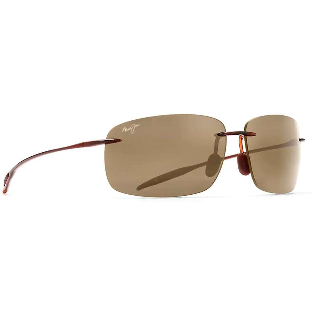 Maui Jim Breakwall Polarized Sunglasses - One Size - Rootbeer / HCL Bronze