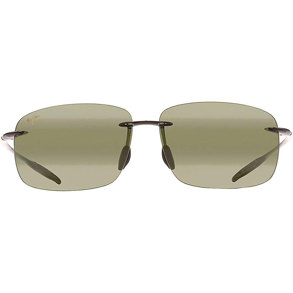 Maui Jim Breakwall Polarized Sunglasses - One Size - Smoke Grey / Maui HT