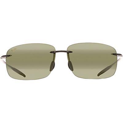 Maui Jim Breakwall Polarized Sunglasses - Smoke Grey / Maui HT