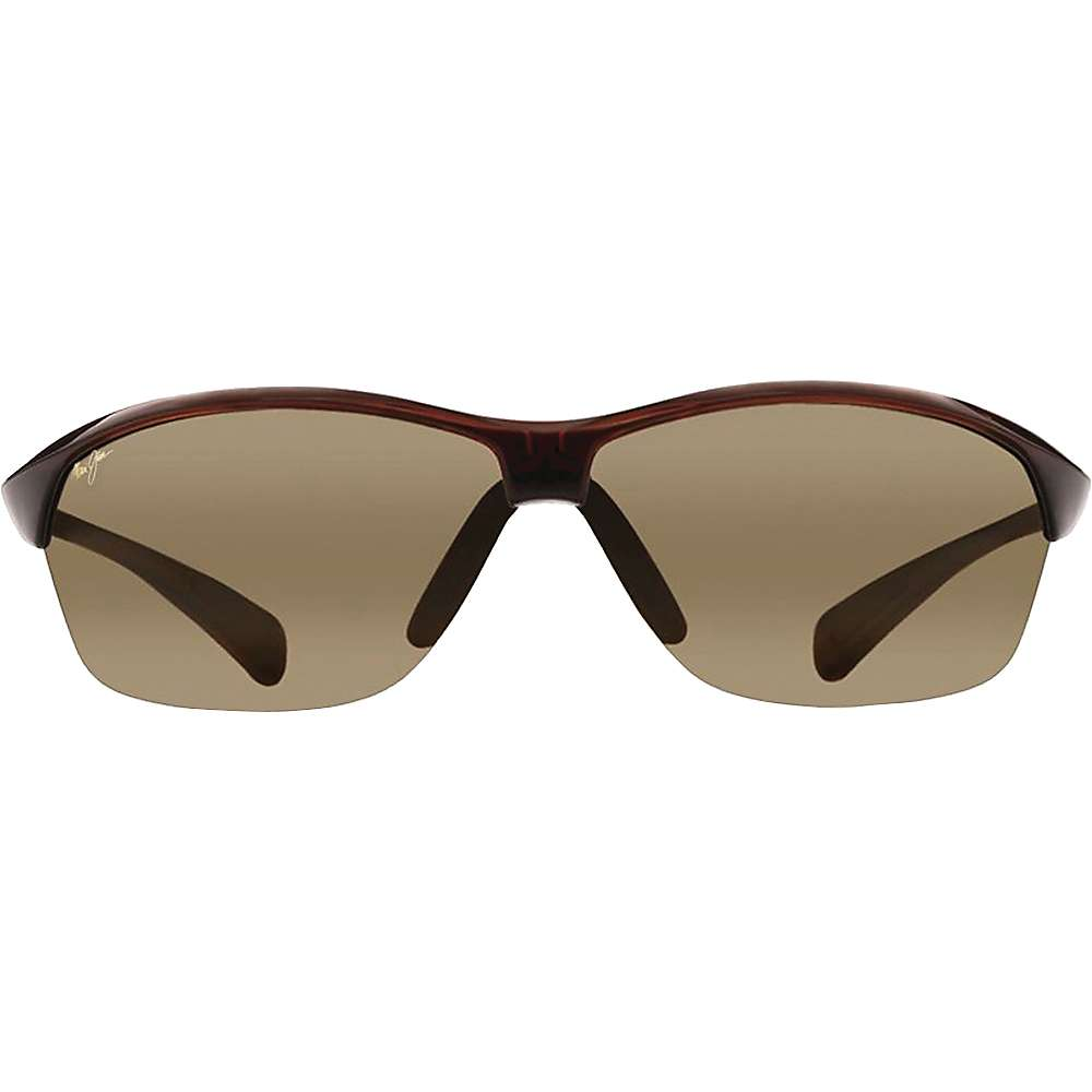 Maui Jim Hot Sands Polarized Sunglasses - One Size - Rootbeer / HCL Bronze