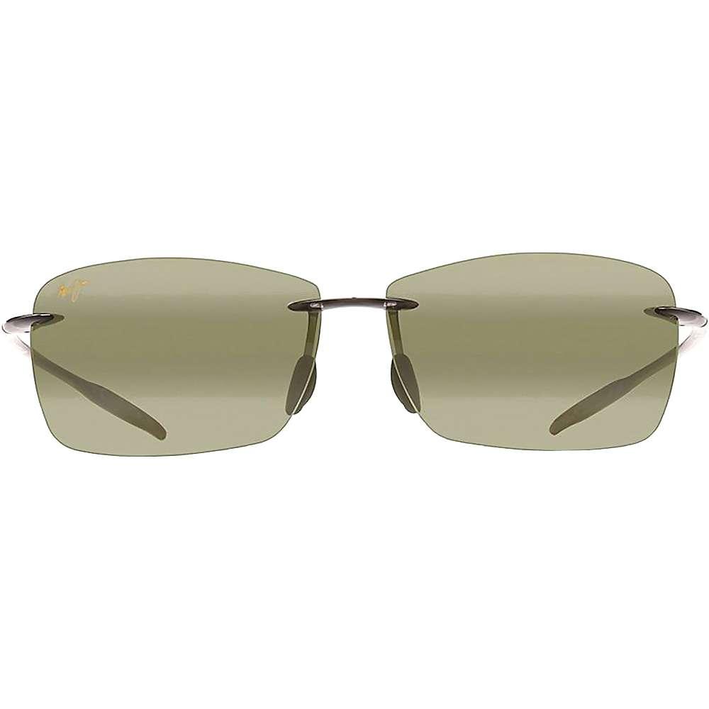 Maui Jim Lighthouse Polarized Sunglasses - One Size - Smoke Grey / Maui HT
