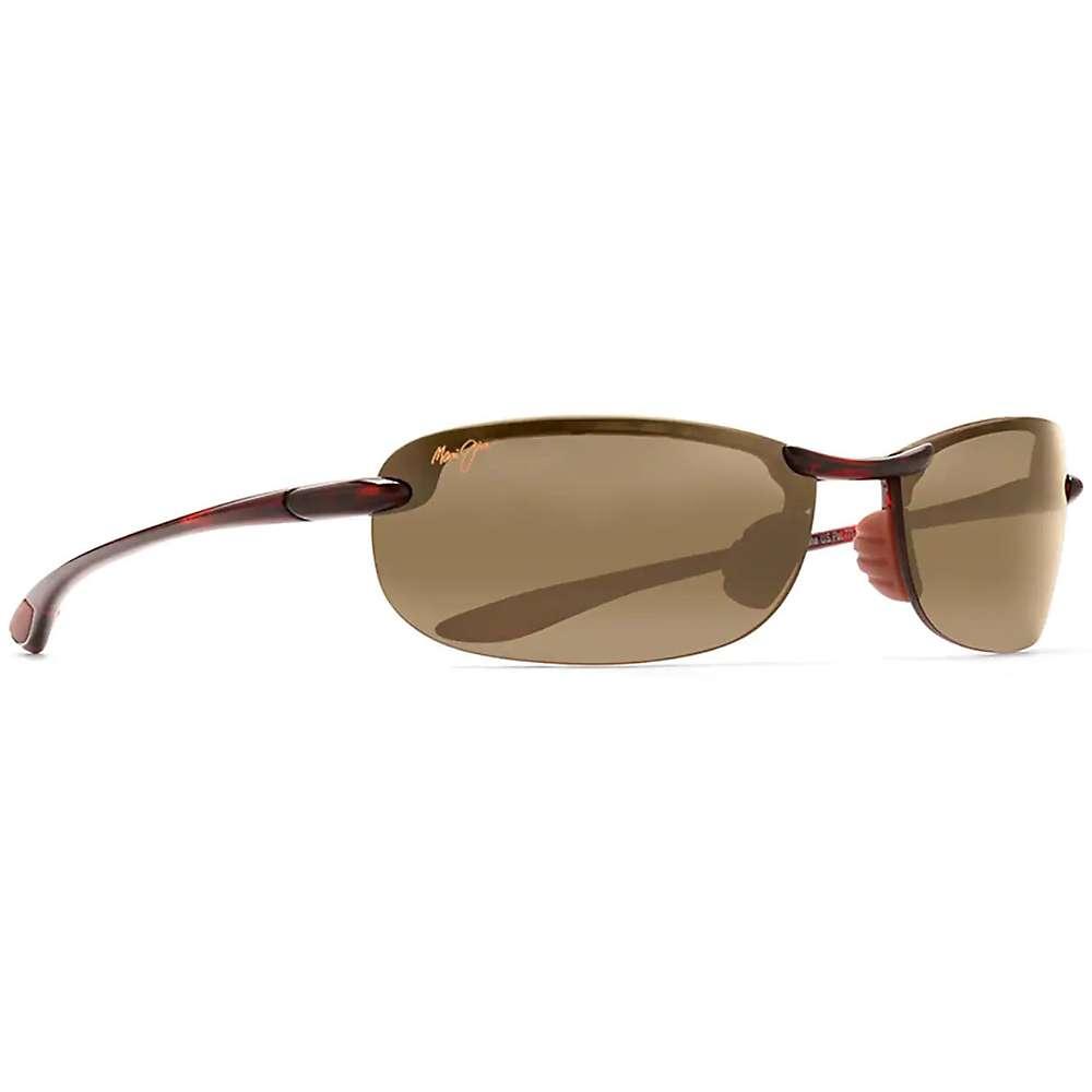 Maui Jim Makaha Polarized Sunglasses - One Size - Tortoise / HCL Bronze