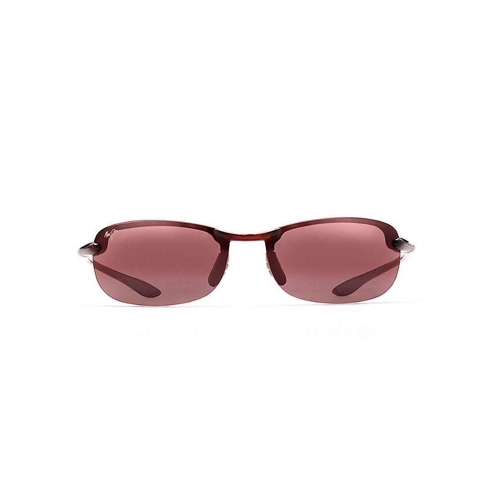 Maui Jim Makaha Polarized Sunglasses - One Size - Tortoise / Maui Rose