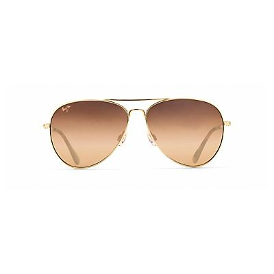 Maui Jim Mavericks Polarized Sunglasses - Gold / HCL Bronze Polarized