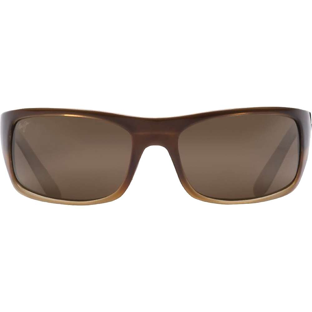 Maui Jim Peahi Polarized Sunglasses - One Size - Redfish / HCL Bronze