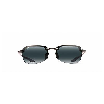 Maui Jim Sandy Beach Polarized Sunglasses - Gloss Black / Neutral Grey