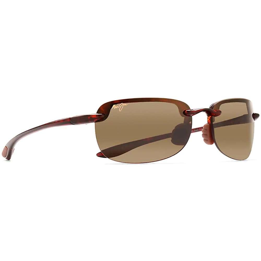 Maui Jim Sandy Beach Polarized Sunglasses - One Size - Tortoise / HCL Bronze