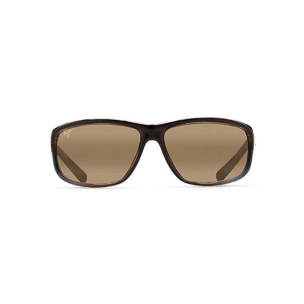 Maui Jim Spartan Reef Polarized Sunglasses - One Size - Marlin / HCL Bronze