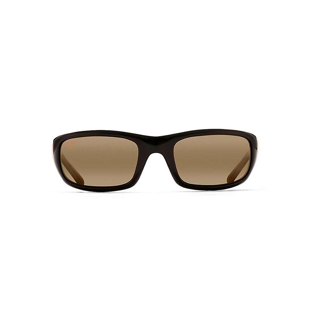 Maui Jim Stingray Polarized Sunglasses - One Size - Gloss Black / HCL Bronze
