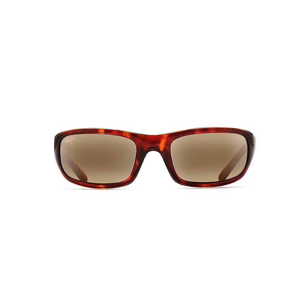 Maui Jim Stingray Polarized Sunglasses - One Size - Gloss Tortoise / HCL Bronze