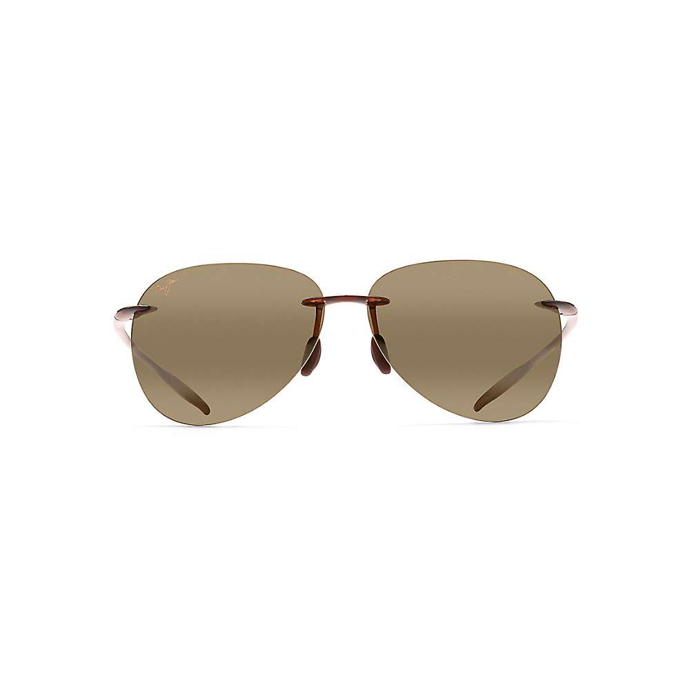 Maui Jim Sugar Beach Polarized Sunglasses - One Size - Rootbeer / HCL Bronze