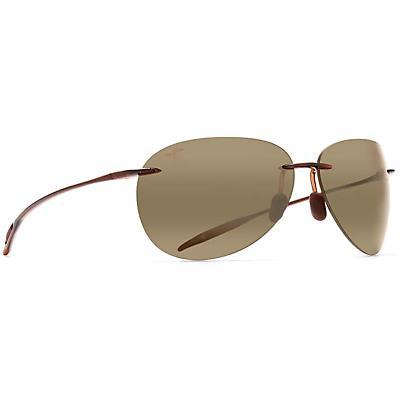 Maui Jim Sugar Beach Polarized Sunglasses - Rootbeer / HCL Bronze