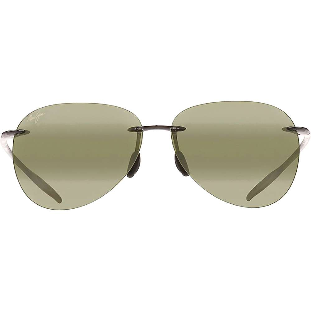 Maui Jim Sugar Beach Polarized Sunglasses - One Size - Smoke Grey / Maui HT