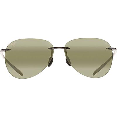 Maui Jim Sugar Beach Polarized Sunglasses - Smoke Grey / Maui HT