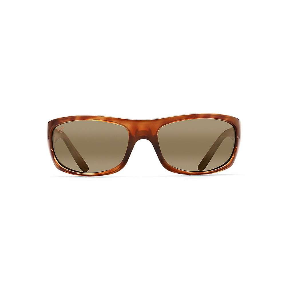 Maui Jim Surf Rider Polarized Sunglasses - One Size - Tortoise / HCL Bronze