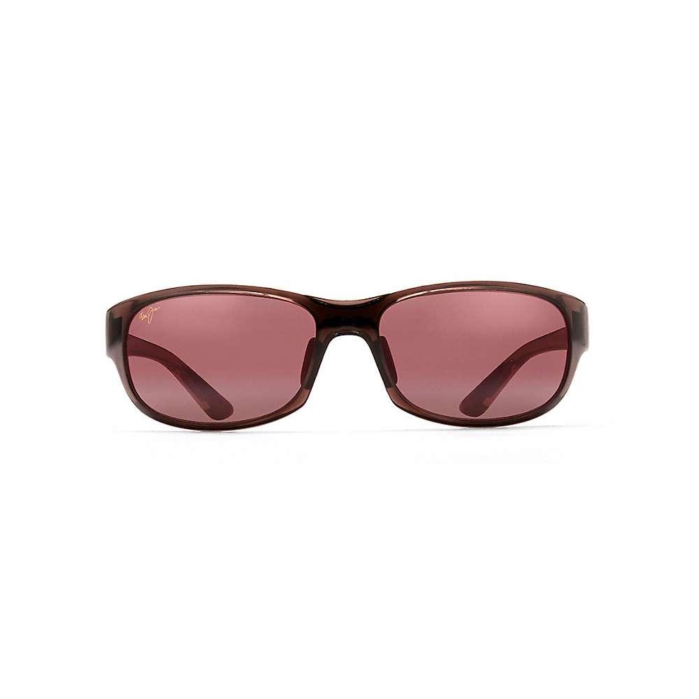 Maui Jim Twin Falls Polarized Sunglasses - One Size - Grey Fade / Maui Rose