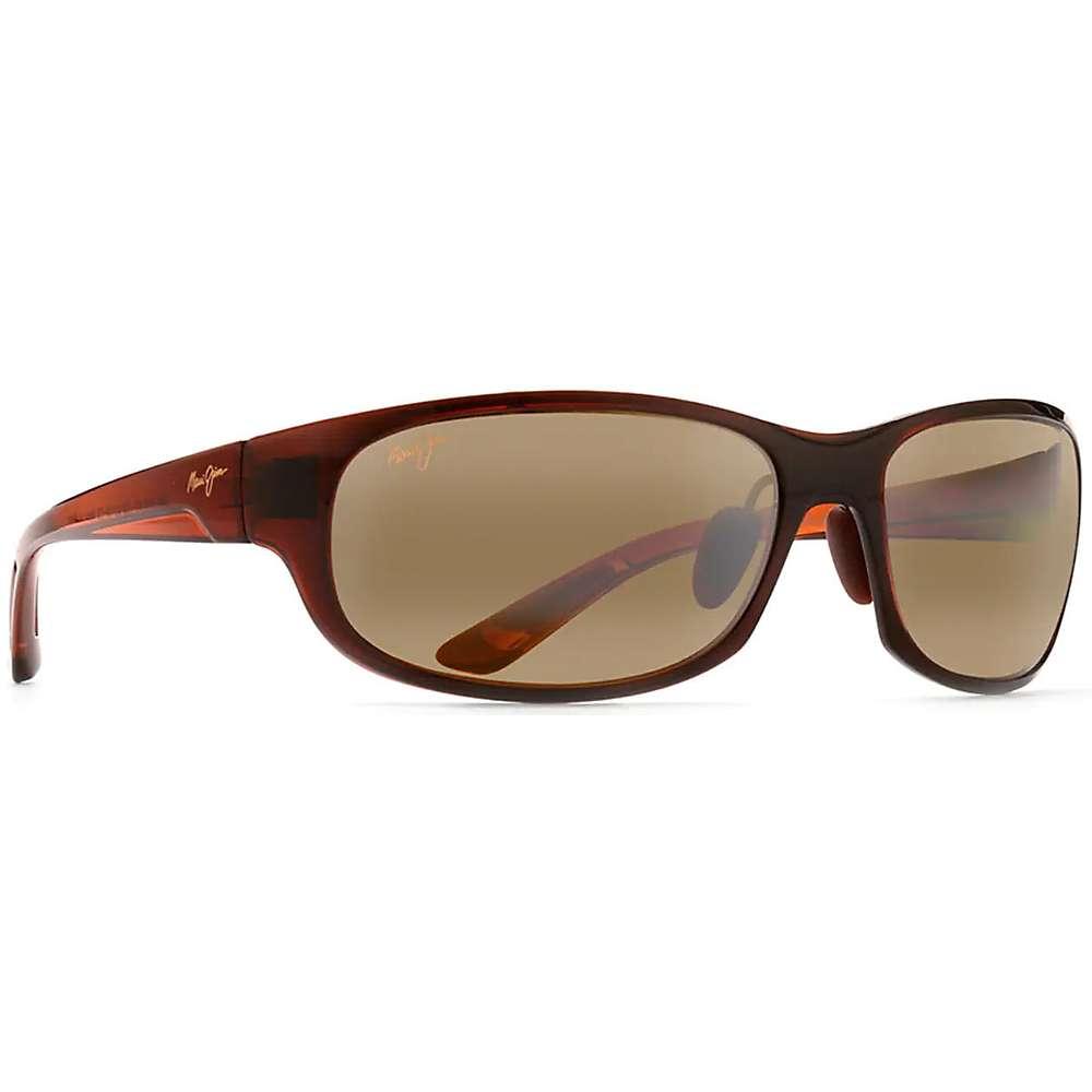 Maui Jim Twin Falls Polarized Sunglasses - One Size - Rootbeer Fade / HCL Bronze