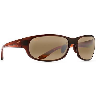 Maui Jim Twin Falls Polarized Sunglasses - Rootbeer Fade / HCL Bronze