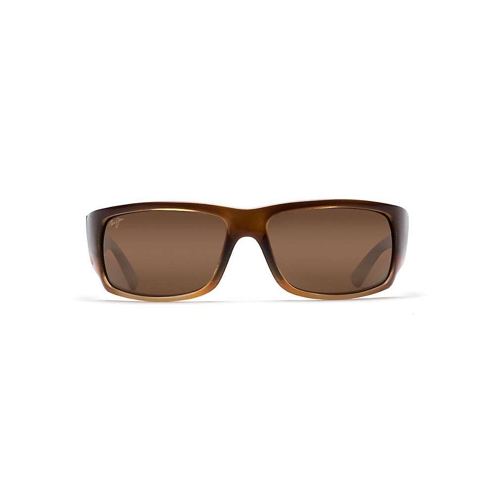 Maui Jim World Cup Polarized Sunglasses - One Size - Redfish / HCL Bronze