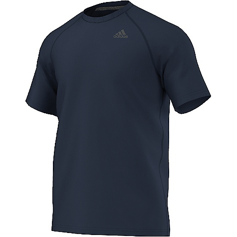Adidas Men's Ultimate SS Tee Col. Navy / Solid Grey Adidas Men's Ultimate SS Tee - Col. Navy / Solid Grey - in stock now. FEATURES of the Adidas Women's Ultimate Short Sleeve Tight Climalite soft, lightweight fabric for superior moisture management Tight hip, tight through leg Comfortable stretch material Odor-resistant gusset, Secure waistband