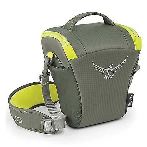 Osprey Ultralight Camera Case Shadow Grey Osprey Ultralight Camera Case - Shadow Grey - in stock now. FEATURES of the Osprey Ultralight Camera Case Zippered padded main compartment Secure pack attachment flap Included neck/shoulder strap Size range fits small phones to SLR camera