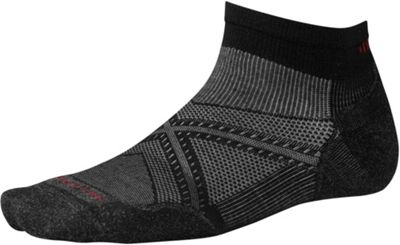 Smartwool PhD Run Light Elite Low Cut Sock - Medium - Black