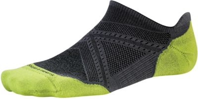 Smartwool PhD Run Light Elite Micro Sock - Large - Graphite