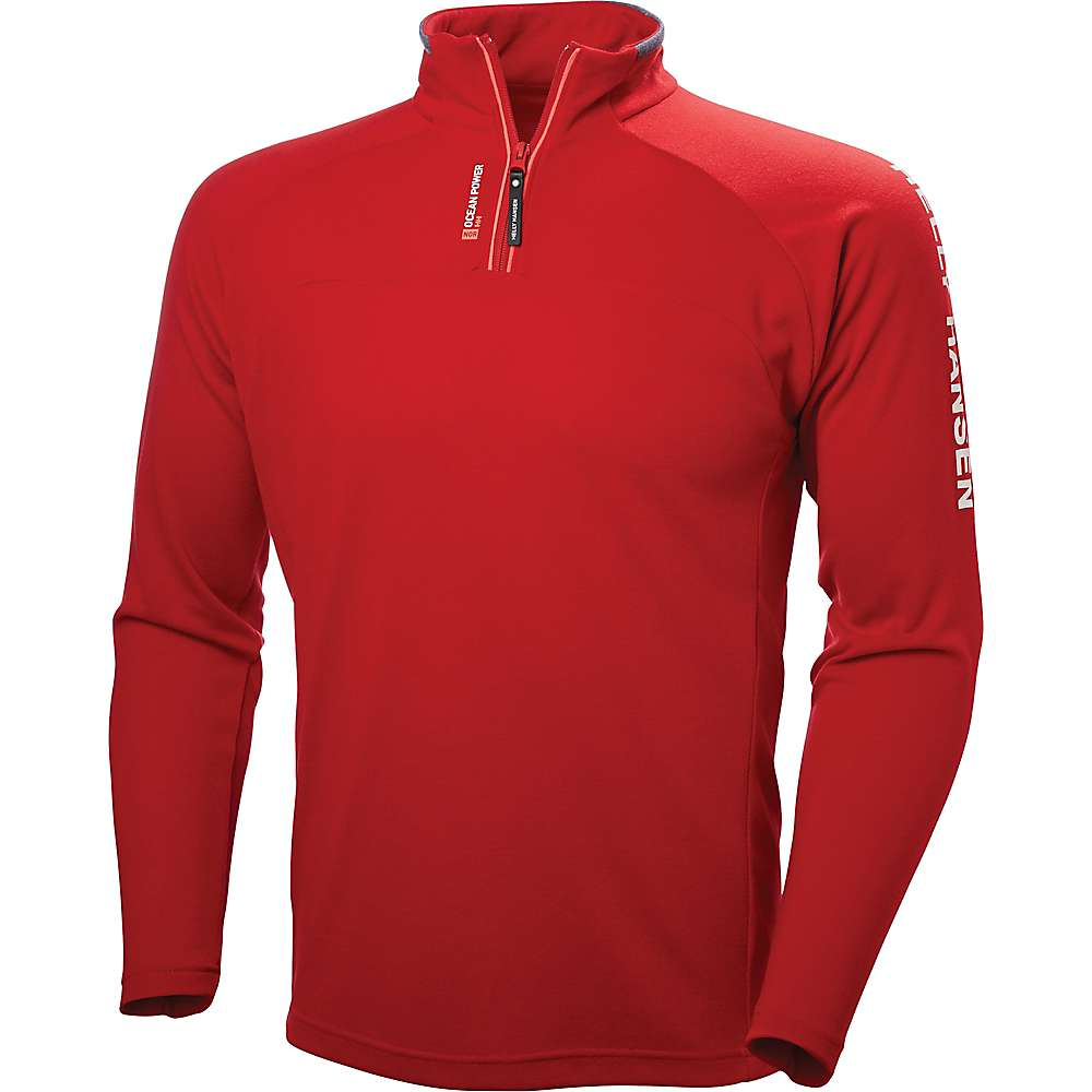 Helly Hansen Men's HP 1/2 Zip Pullover - XL - Red