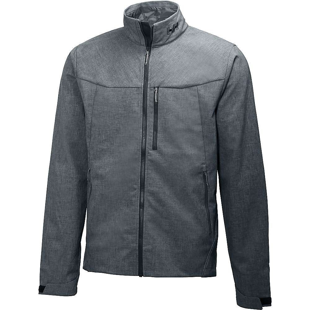 Helly Hansen Men's Paramount Softshell Jacket - Large - Artic Grey