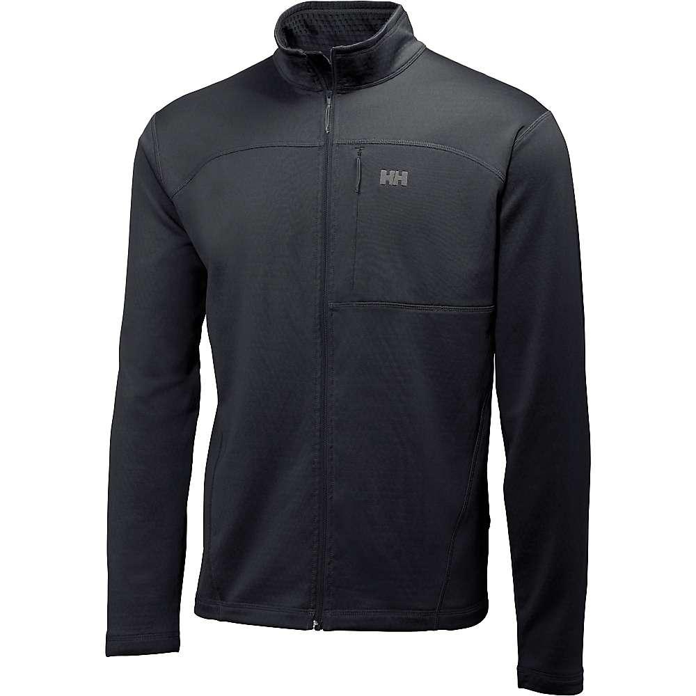 Helly Hansen Men's Vertex Stretch Midlayer Jacket - XXL - Black