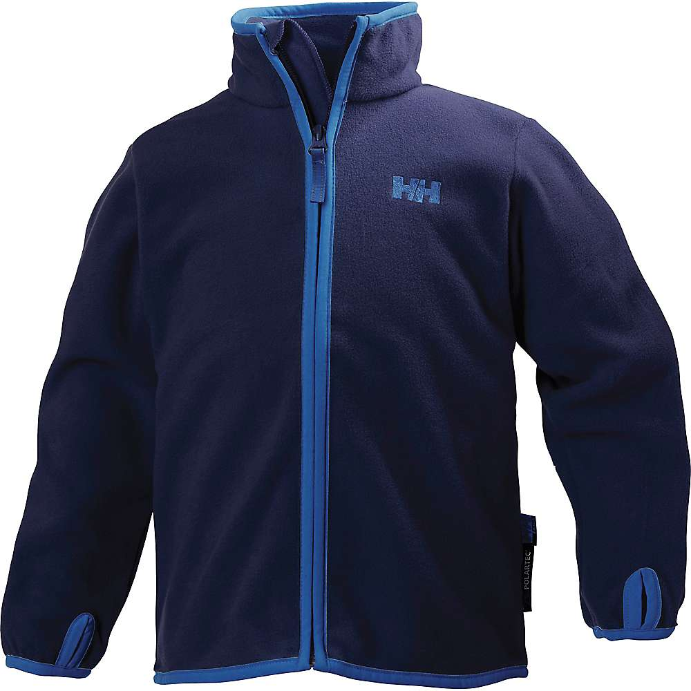 Helly Hansen Kids' Daybreaker Fleece Jacket - 1 - Evening Blue 692