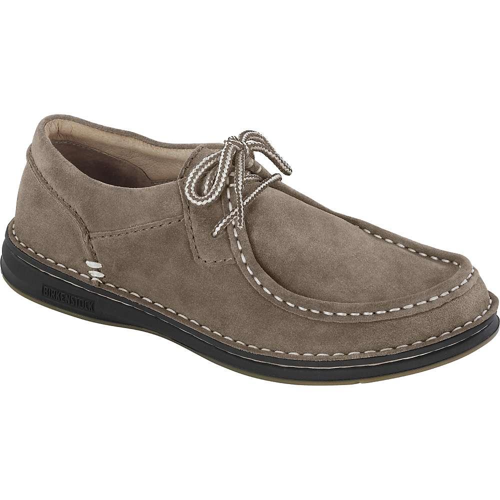Birkenstock Men's Pasadena Shoe - 41 - Taupe Suede