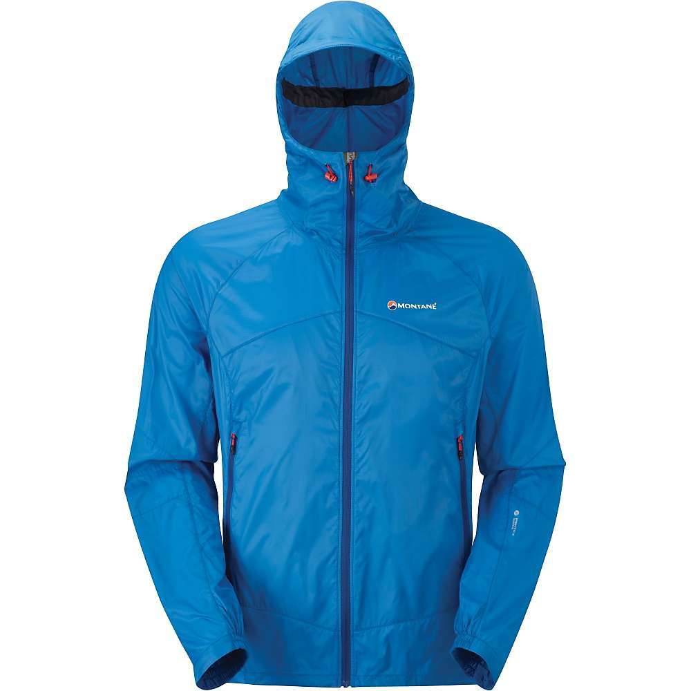 Montane Men's Lite Speed Jacket - Small - Electric Blue