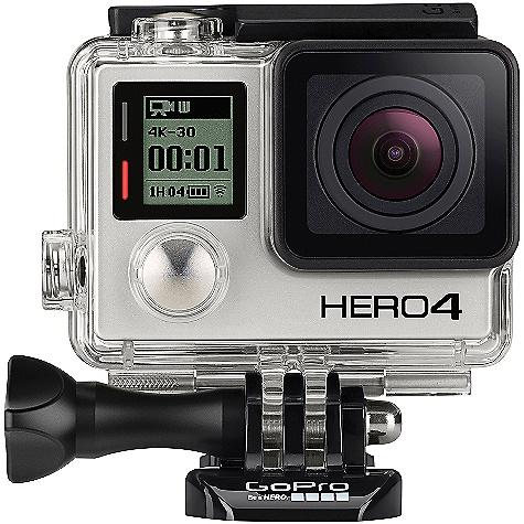 GoPro HERO4 Black Edition Camera 2476035