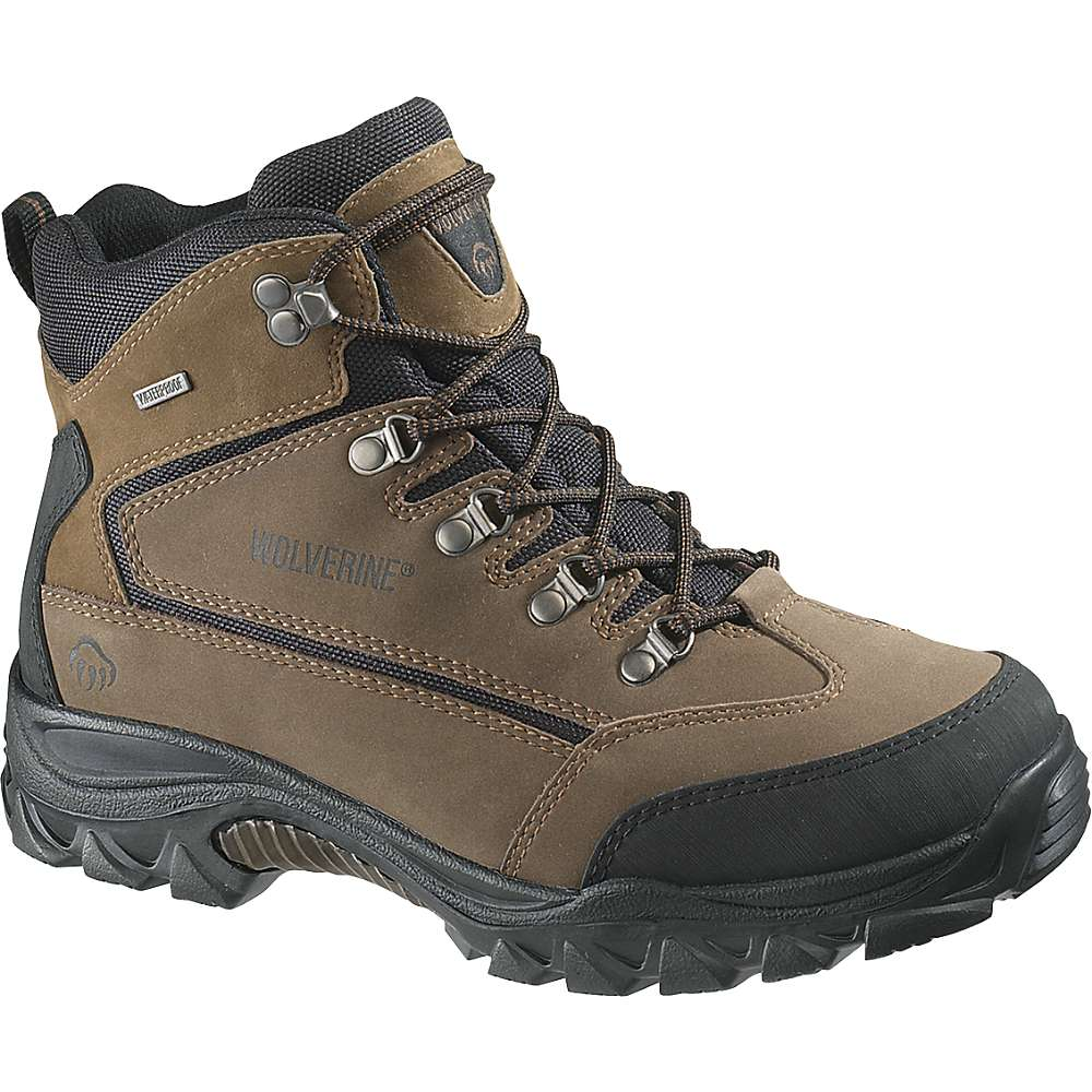 1bcd594f6b9 UPC 018463033596 - Wolverine Spencer Work Boots 10.5 M, Brown/Black ...