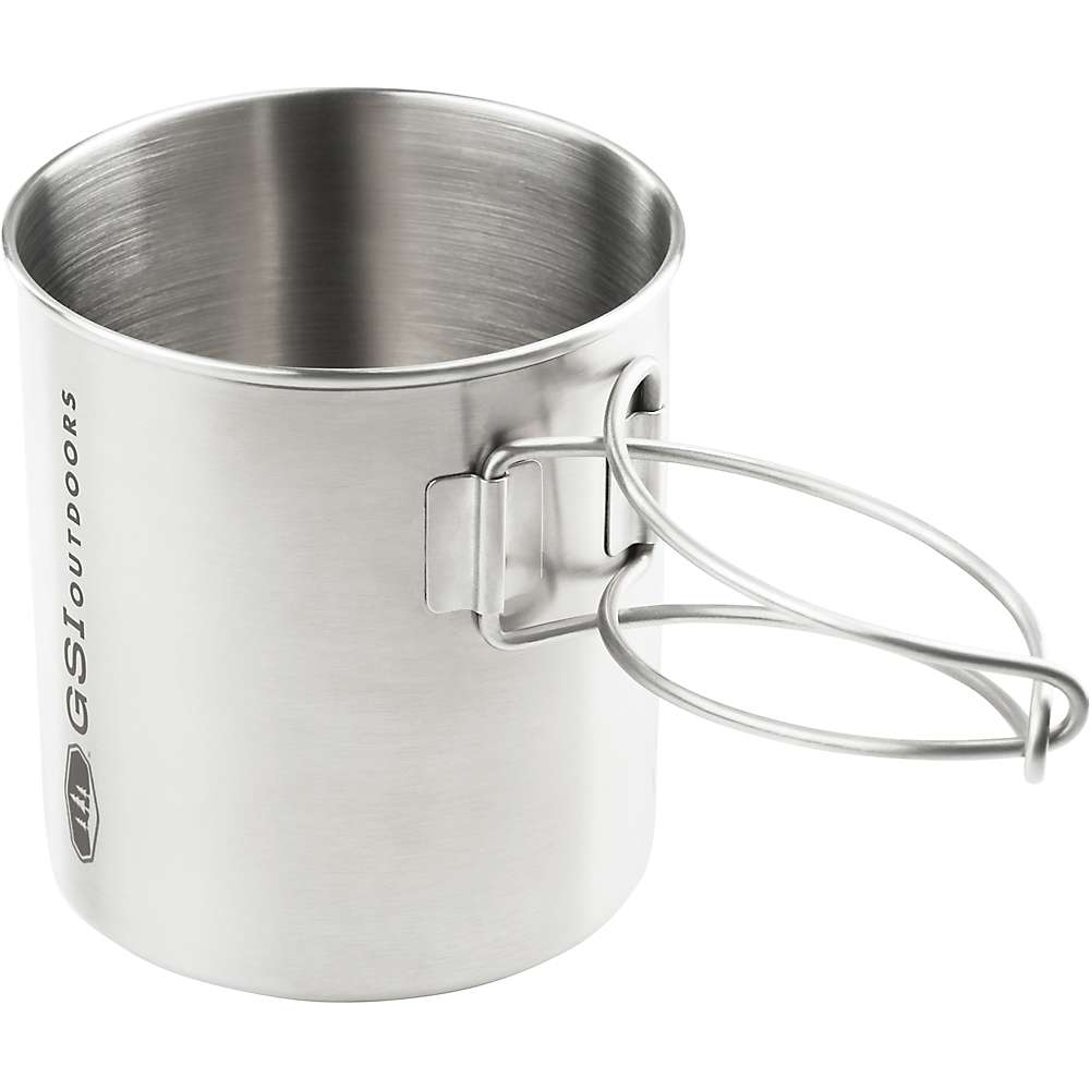 GSI Outdoors Glacier Stainless Bottle Cup Large