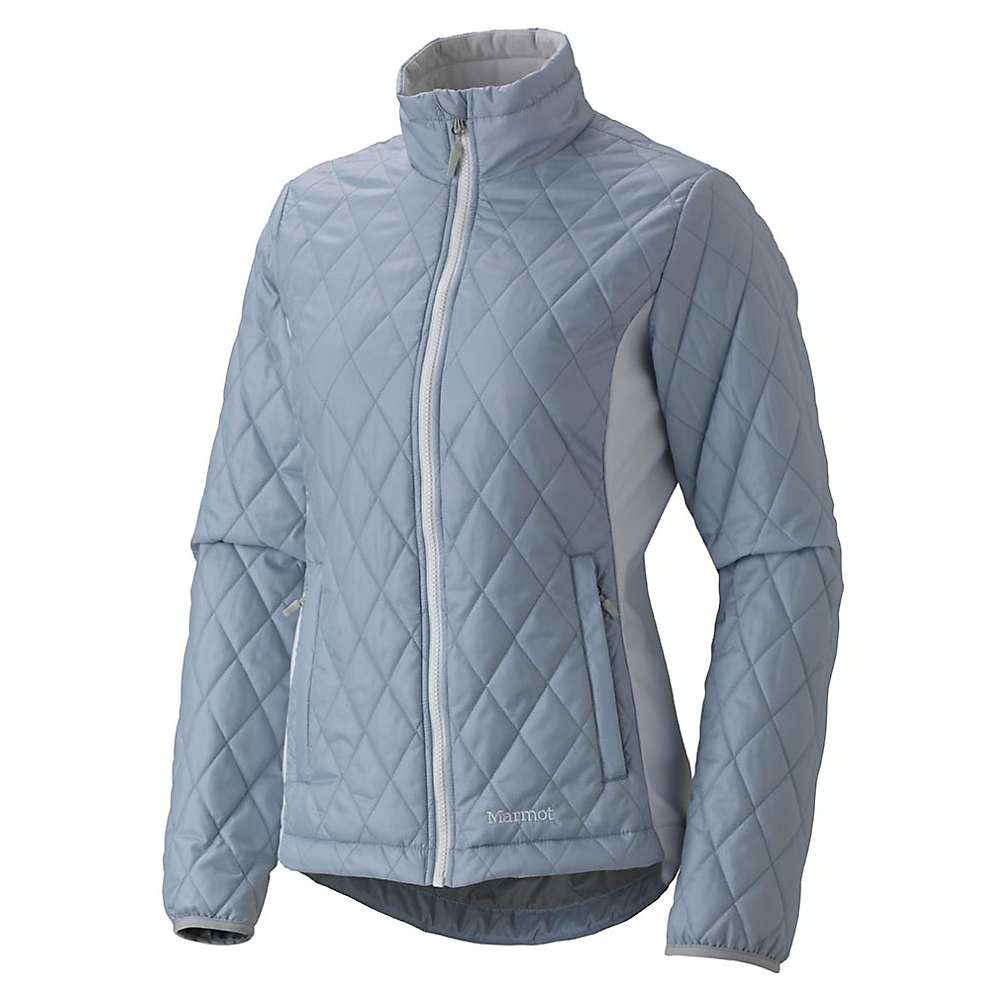 Marmot Women's Kitzbuhel Jacket - Small - Silver / White