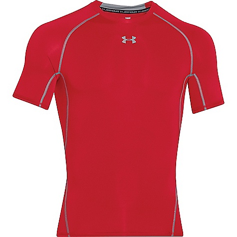 Under Armour Men's UA HeatGear Armour SS Tee 2546100